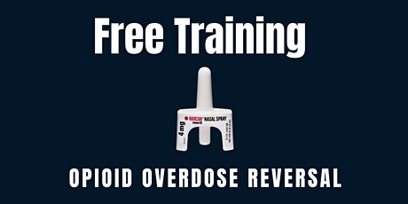 Naloxone Training tickets