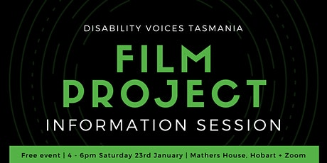 Disability Voices Inclusive Tourism Film Project Information Session tickets