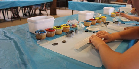 MONSTER CUPCAKES: Summer School Holiday Program SESSION 2 tickets