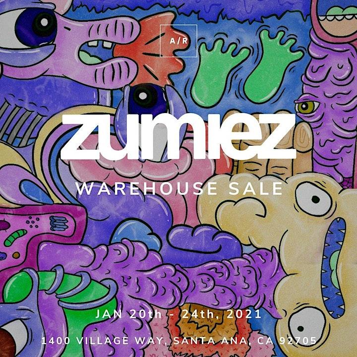 Zumiez Warehouse Sale - Santa Ana, CA image