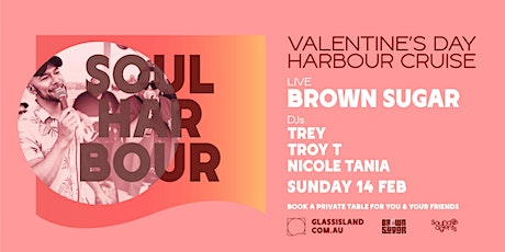 Glass Island pres. Brown Sugar LIVE- Valentines Day - Sun 14th February tickets