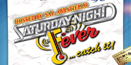 Saturday Night Fever NJ Dinner Party @ Calandra's tickets