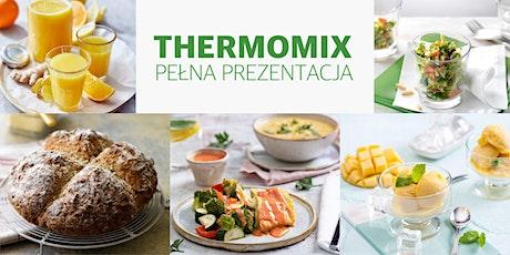 Thermomix - Pełna Prezentacja tickets