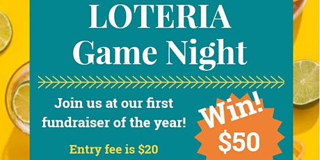 Lotería Game Night tickets