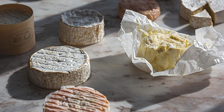 Masterclass - The taste of France. A French cheese experience tickets