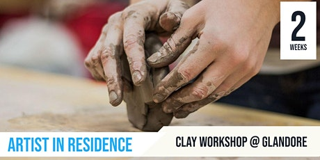 Clay | 2 Weeks | Artist in Residence | Glandore tickets