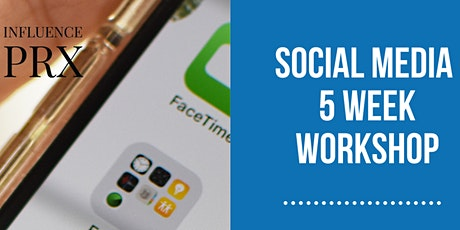 Social Media Workshop Series for Small Businesses - Week 5 of 5 tickets