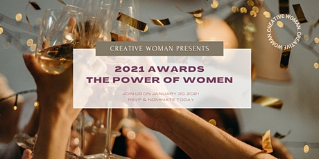 The Power of Women 2021 Awards tickets