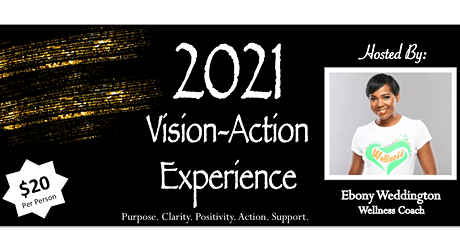 2021 Virtual Vision Action Experience tickets