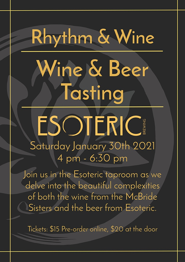 Rhythm and Wine image