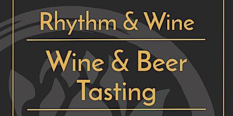 Rhythm and Wine tickets