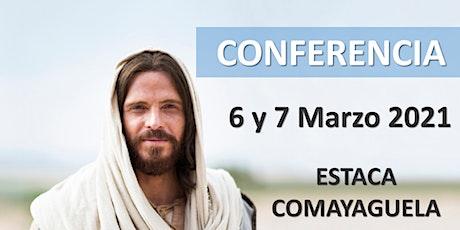 Conferencia de Estaca Comayaguela Reunion General del Domingo entradas