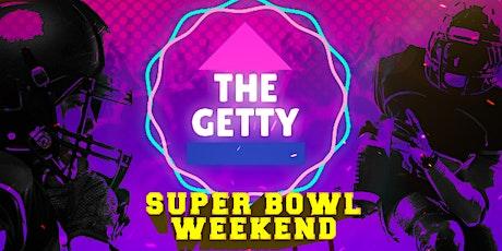 The Getty: Super-Bowl LV WKND Edition tickets