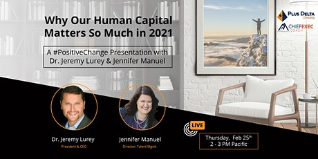 Value of Your Human Capital with Jeremy & Jenn tickets