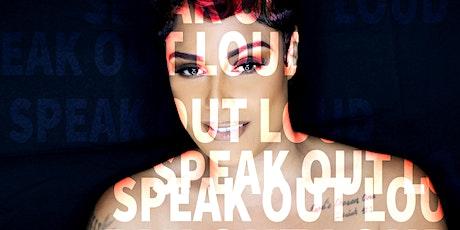 Speak Out Loud Virtual tickets