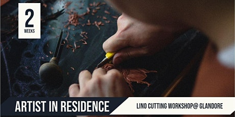 Lino Cutting  | 2 Weeks | Artist in Residence tickets