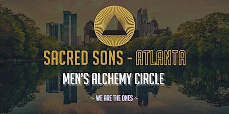 [Virtual] Sacred Sons Men's Circle tickets