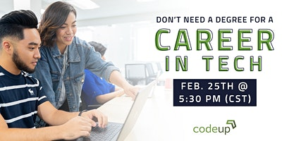 Codeup | Don't Need a Degree for a Career in Tech