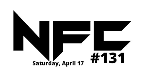 NFC #131 at District Atlanta on Saturday, April 17! tickets