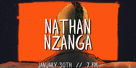 Sessions in Place presents: Nathan Nzanga tickets