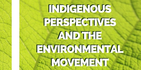 UCLA Panel: Indigenous Perspectives and the Environmental Movement tickets