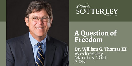 Sotterley's 14th Annual Speaker Series part of Common Ground Initiative tickets