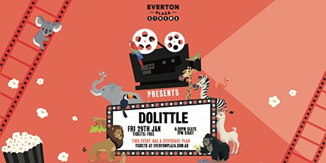 EP Outdoor Cinema: Dolittle tickets