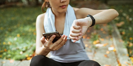 Using apps to manage your health and wellbeing tickets