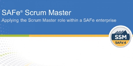 SAFe® Scrum Master 2 Days Training in London City tickets
