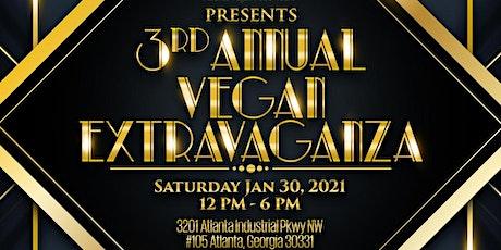 ATL Vegan Food Tours Presents: 3rd Annual A Vegan Extravaganza tickets