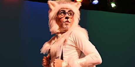 Desconto! O Lobo Mau Não tem Culpa no Teatro Folha ingressos
