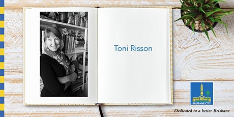 Sunday conversations: Meet Toni Risson - Brisbane Square Library tickets
