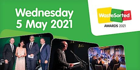 WasteSorted Awards 2021 tickets