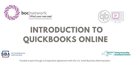 Introduction to QuickBooks Online (Part 1 & 2) tickets