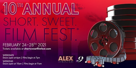 2021 Short. Sweet. Film Fest. tickets