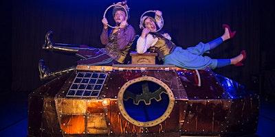 Desconto! Espetáculo Da Terra à Lua no Teatro