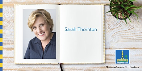 Meet Sarah Thornton - Chermside Library tickets