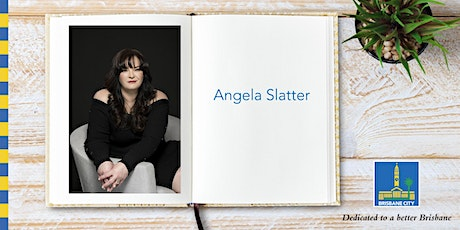 Meet Angela Slatter - Brisbane Square Library tickets