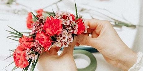 Flower Crown Workshop • Day of Love tickets