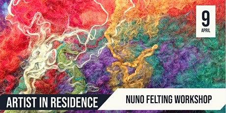 Nuno Felting | Artist in Residence | Glandore tickets