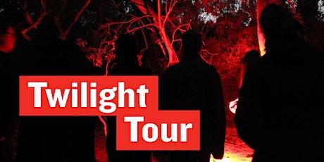 Twilight tour tickets