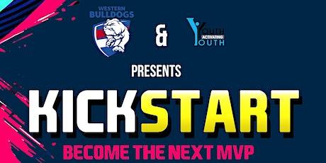 YAY and Western Bulldogs Kickstart  Soccer Workshops tickets
