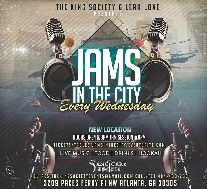 Jams In The City image