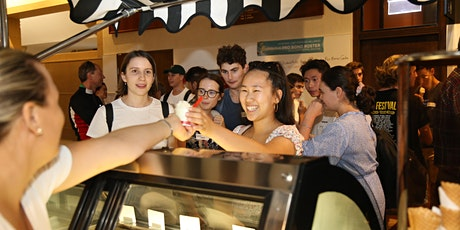 First Year Law Gelato Night | Sem 1, 2021 tickets