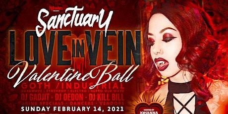 """Love In Vein"" 2nd Sunday Sanctuary at Myth Nightclub   02.14.21 tickets"