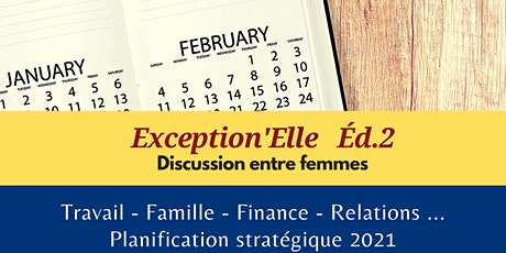 Exception'Elle ... 2e Édition tickets