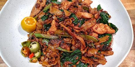 PAD SEE EW - Thai Street Food Cooking Class tickets