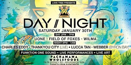 Lovetree Presents - Pachamama Jungle NIGHT tickets