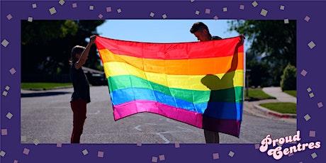 Pride Flag Workshop tickets