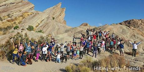 VASQUEZ ROCKS (Family Day Hike) tickets